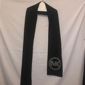Michael Kors Black scarf and or wrap